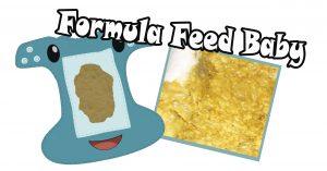 FORMULA FEED BABY